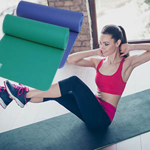 Saclection de tapis de sport sur la boutique sport yoga Yogimag