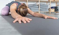 Tapis de yoga 6mm épais