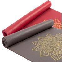 Tapis de yoga à la mode Yogimag