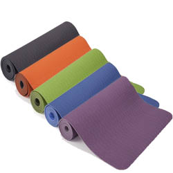 Tapis de yoga antidérapant TPE épais Yogimag
