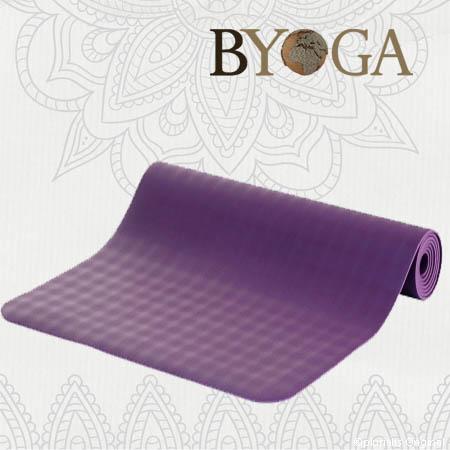 Tapis de yoga antitranspirant antidérapant Yogimag