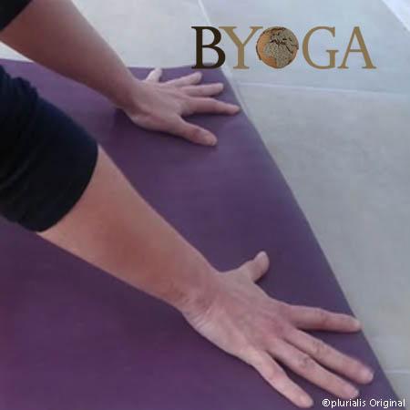 Tapis de yoga antitranspirant Byoga Yogimag