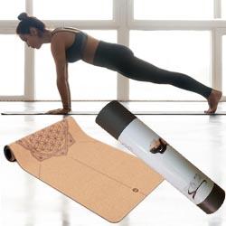 Tapis de yoga sport perte de poids minceur régime - Yogimag