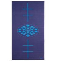 Tapis de yoga avec lignes Yogimag
