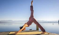 Tapis de yoga débutant
