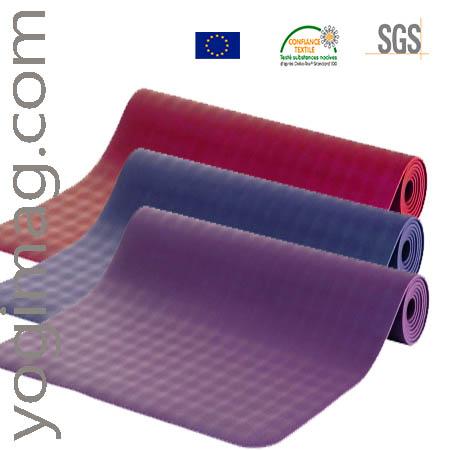 Tapis de yoga dynamique pro extra antidérapant Yogimag