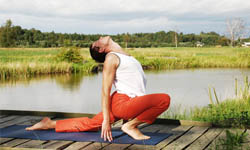 Tapis de yoga économique pas cher