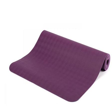Tapis de yoga en latex naturel écologique recyclable