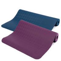 Tapis de yoga en latex fabriqué en Europe
