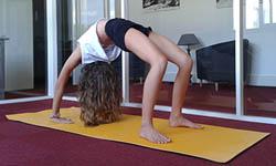 Tapis de yoga en latex écologique