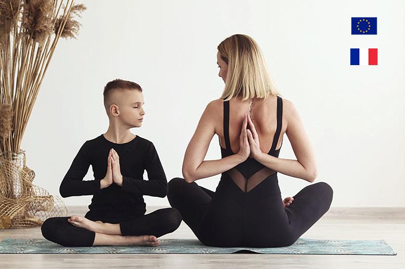 Tapis de yoga et articles de yoga Yogimag Made In France Europe accessoires matériel et équipements