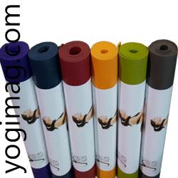 Tapis de yoga iyengar yogimag