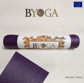 Tapis de yoga le plus antidérapant 4mm byoga