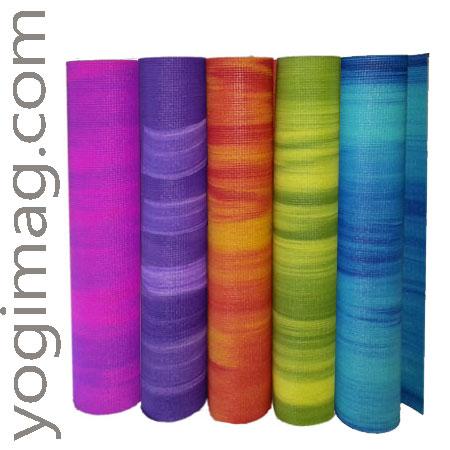 tapis de yoga 6mm tigre yogimag