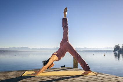 Tapis de yoga par dimension