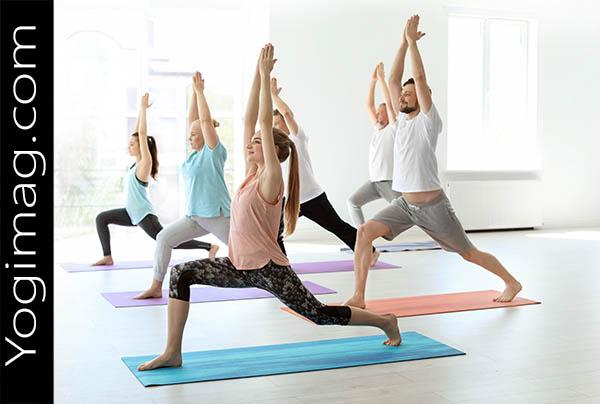 Tapis de yoga pour débutant Yogimag