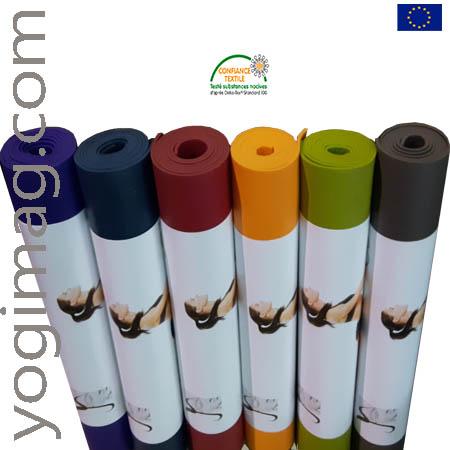 Tapis de yoga pro Cobra antidérapant et solide Yogimag