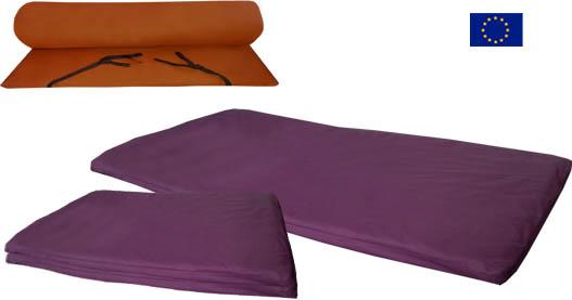 Tapis de yoga spirituel méditation