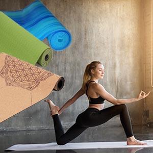 Tapis de yoga sur la boutique Yogimag