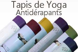 Tapis de Yoga antidérapant Yogimag