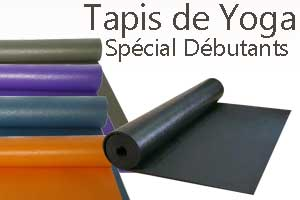 Tapis de Yoga pour débutant cours Yogimag