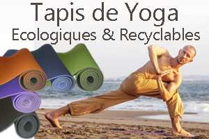 Tapis de Yoga ecologique recyclable Yogimag