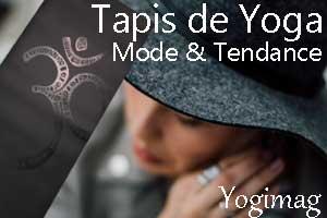 Tapis de Yoga mode tendance Yogimag