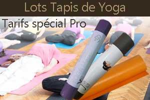 tapis de Yoga professionnel Yogimag en lot pro