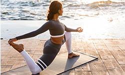 Tenues yoga femme