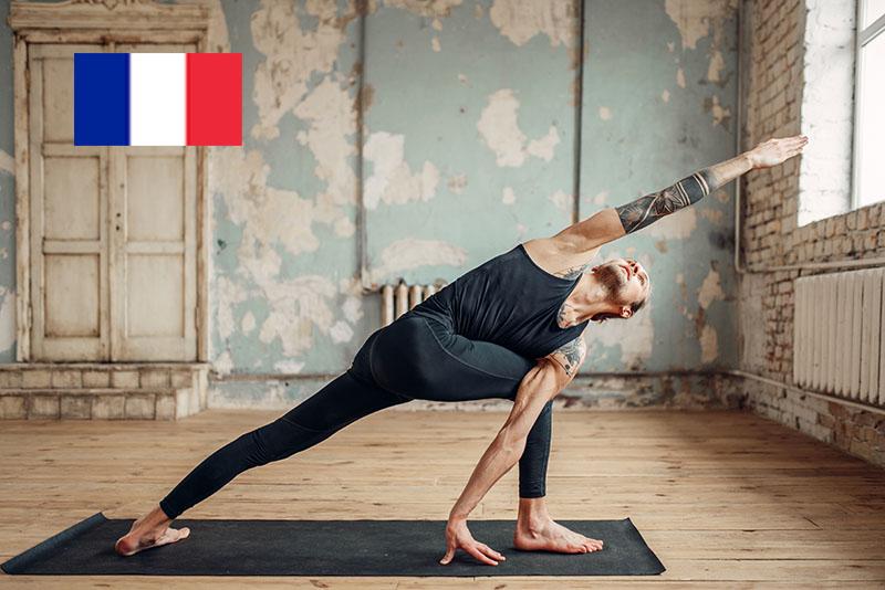 Trouver un tapis de yoga en France avec Yogimag