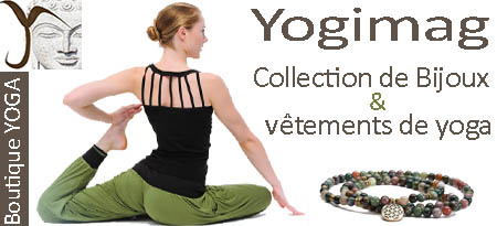 Vêtements de yoga Yogimag