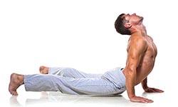 vêtements yoga homme