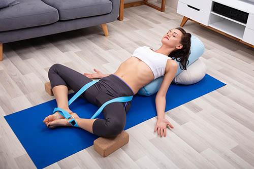 Le yoga serait un excellent antistress