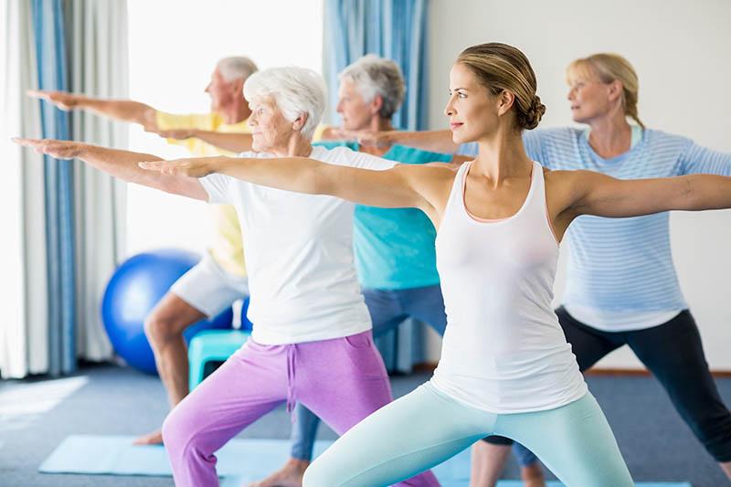 Yoga Iyengar Yogimag