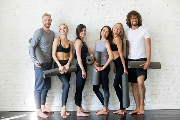 Yoga Shop, nouveau studio de yoga avec cours de yoga à la carte