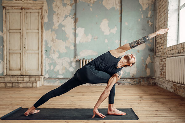 Yoga traditionnel avec Yogimag
