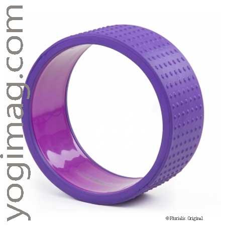 Roue yoga, yoga wheel pas cher Yogimag