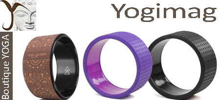 Yoga Wheel Yogimag