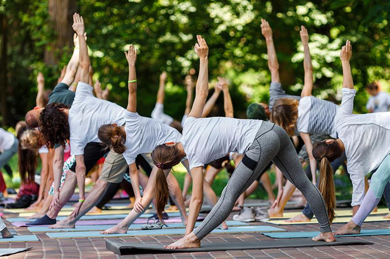 Yoga avec Yogimag