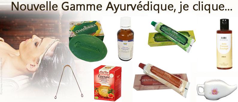 yogimag boutique produits ayurvédiques bios naturesl