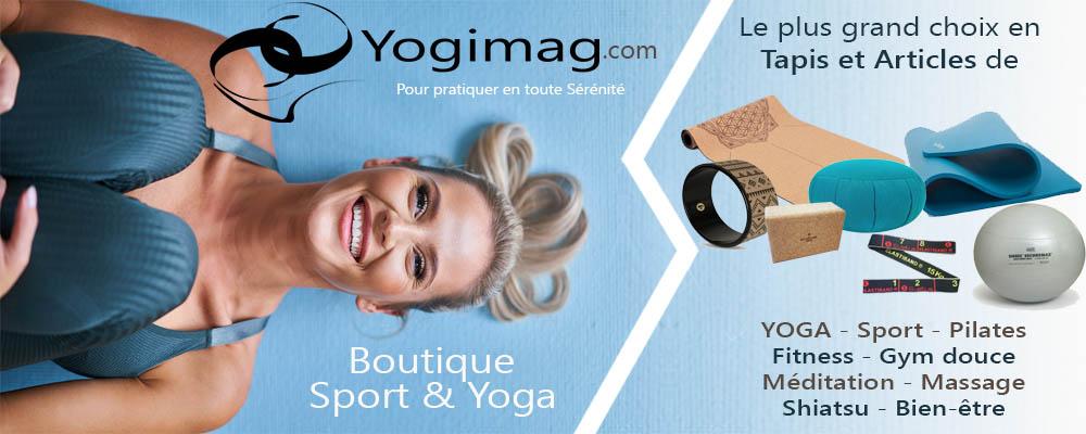 Yogimag : boutique de sport yoga
