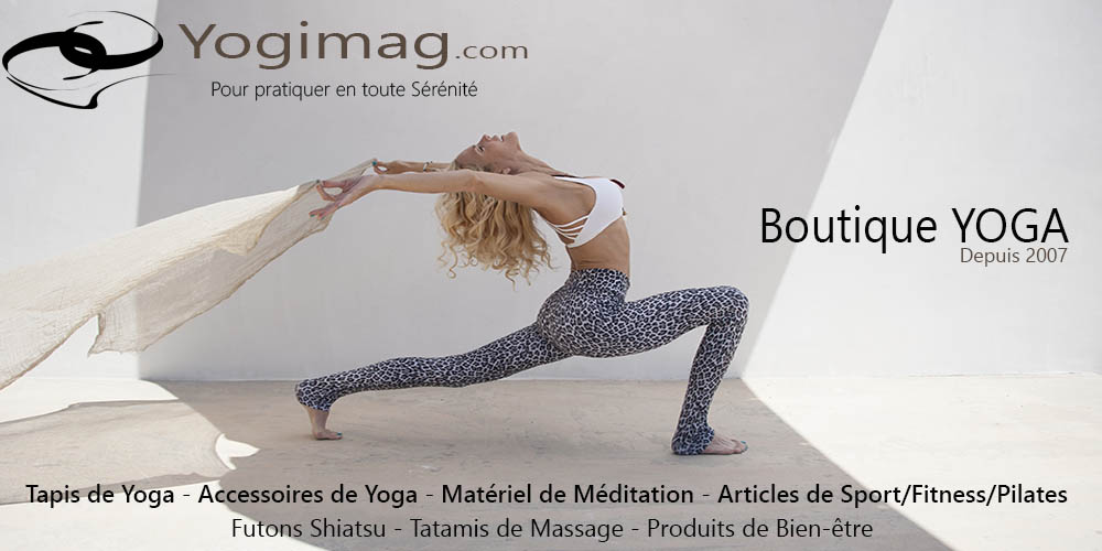 Yogimag - Boutique Yoga spécialiste