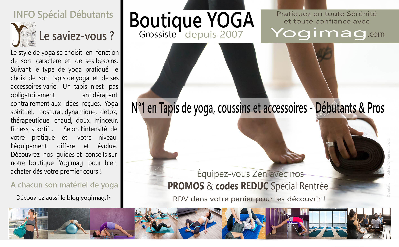 Yogimag dans la presse Esprit Yoga