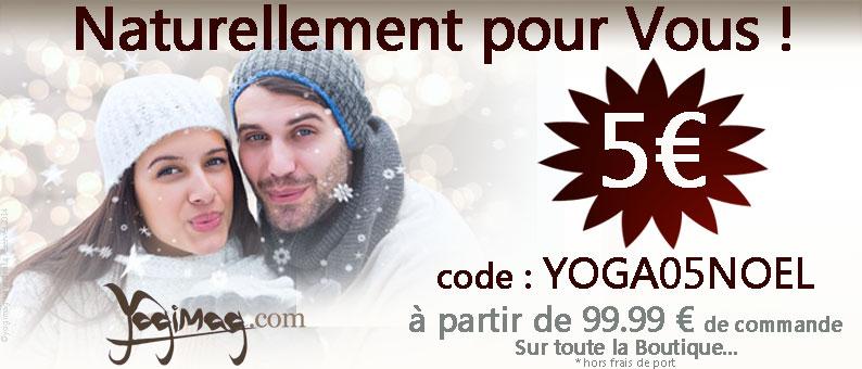 yogimag cadeau yoga reduction achat boutique en ligne méditation bien être zen