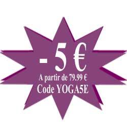 yogimag bon de reduction tapis accessoires yoga