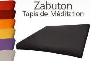 Zabuton tapis de méditation Yogimag