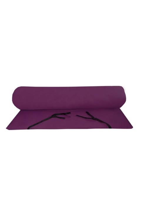 Tapis de yoga méditation naturel épais Qualité Futon 200