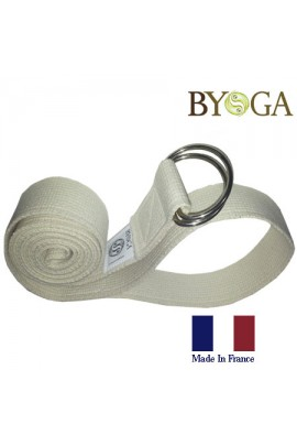 Lot Sangle de Yoga Byoga avec Poignée Pro