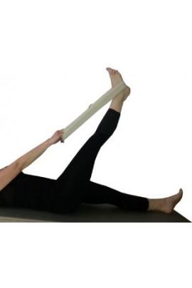 Lot Sangle de Yoga Byoga avec Poignée Pro