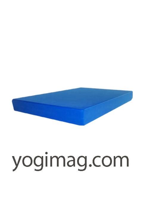 Demi-bloc yoga